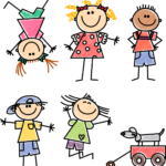 様々な自閉症、子供